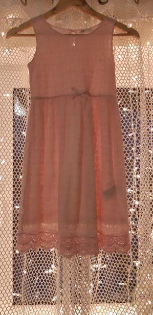 Sukienka (paczka ubrań 140-152)