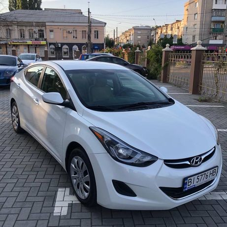 Hyundai Elantra 2012 1.8