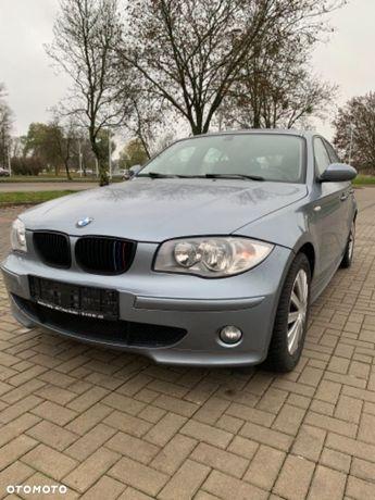 BMW Seria 1 Bmw 118D 2006r super stan bezwypadkowy serwisowany