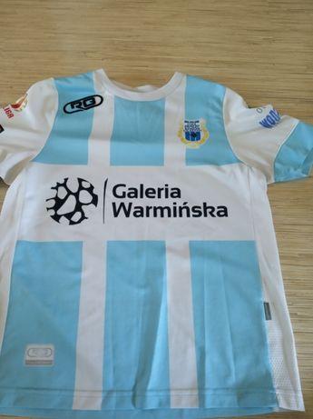 Koszulka piłkarska Stomil Olsztyn