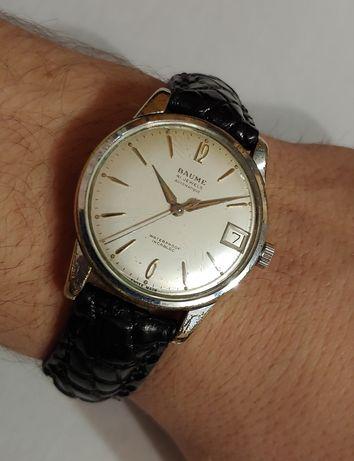 """Часы швейцарской марки """"Baume"""" automatic Swiss 41 камень времён СССР."""