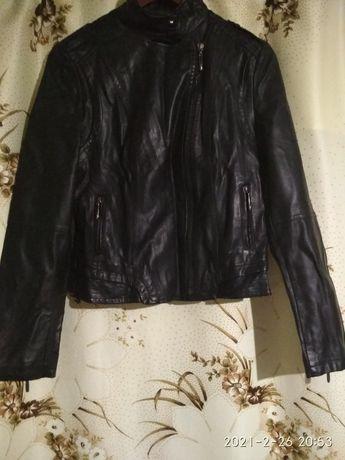 Куртка , экокожа ( кожзам )