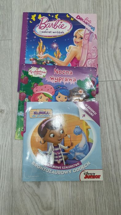 Zestaw książek dla dzieci Przylep - image 1