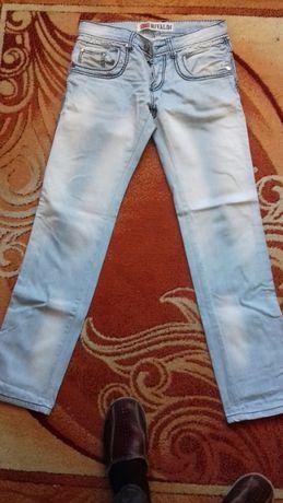 Spodnie rivaldi roz 32