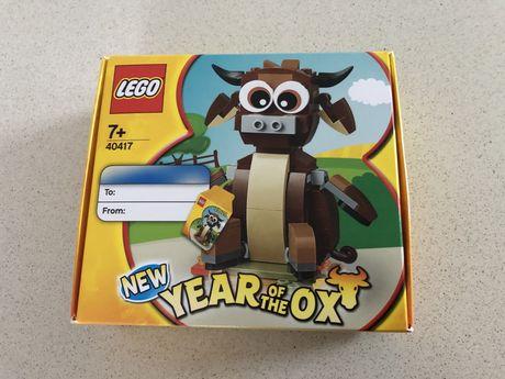 Lego 40417 Rok Bawoła Nowe oryginalnie zapakowane
