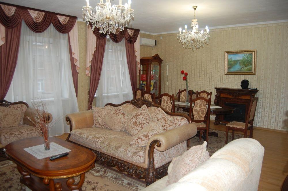 Подол Туровская-29 3-Х 105 м.кв. 3/7 кирпич Супер люкс.Аренда- Киев - изображение 1