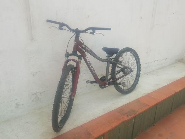Bicicleta de truques