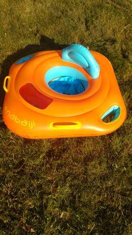 Koło do pływania z siedzeniem Decathlon Nabaiji