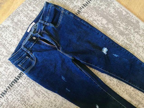 Spodnie jeansowe jeansy rozm. 38 M