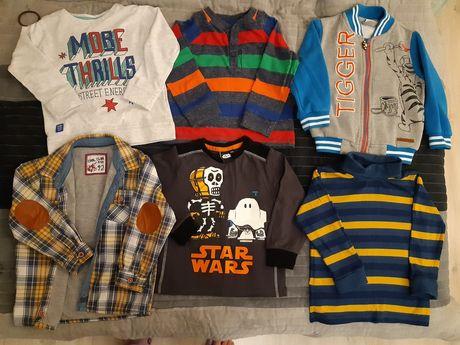 Bluza, koszula, bluzki od 92 do 98