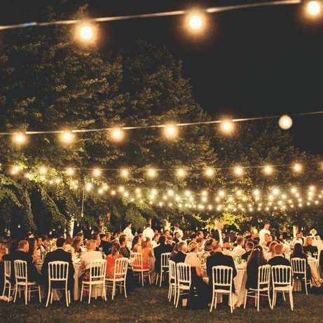 Luzes de Arraial - Festas, Jardins, Esplanadas, etc.