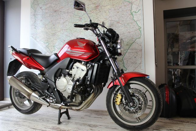 Honda CBF 600 ABS wtrysk Niemcy 29tkm lift A2 SUPER stan fz6 GWARANCJA