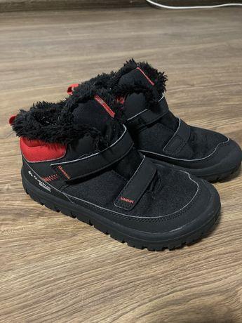 Buty śniegowce dzieciece quechua roz. 32