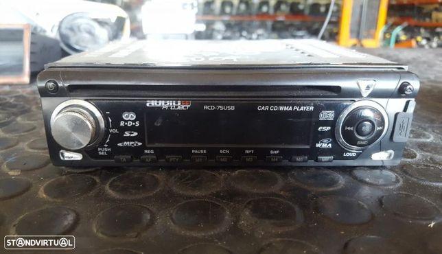 Radio universal Ref. RCD-75USB Audio Project