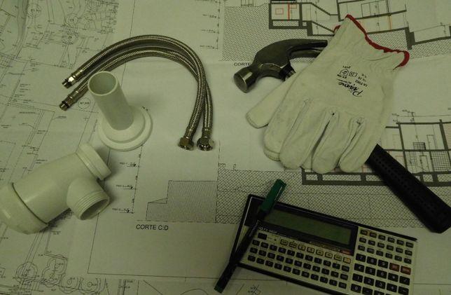Engenharia Civil em Cascais/Lisboa