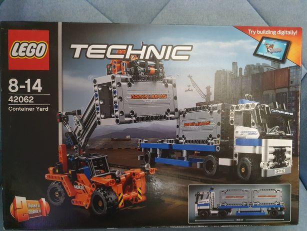 Lego 42062 Plac przeładunkowy fabrycznie nowy