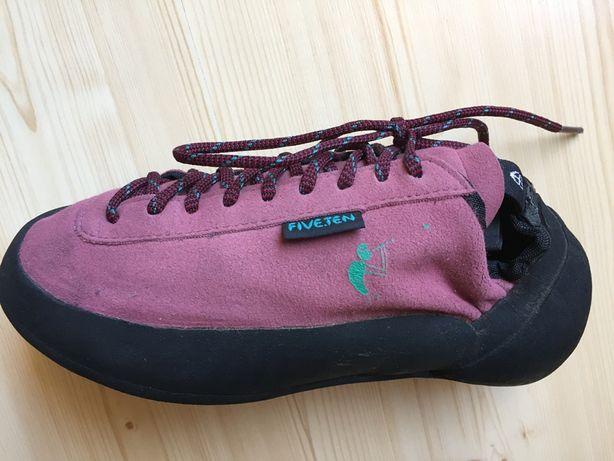 5.10 Five Ten Stealth C4 39,5 wspinaczkowe profesjonalne buty damskie