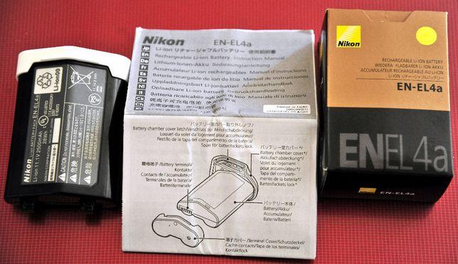 bateria do Nikon D2H,D2x,D2Hs,D3,D3s,D3x,F6