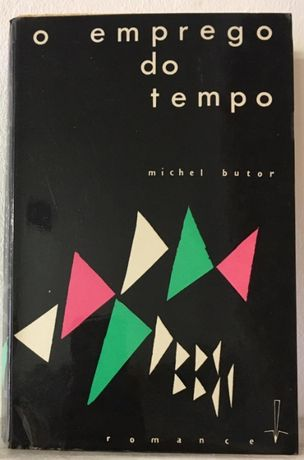 o emprego do tempo, michel butor
