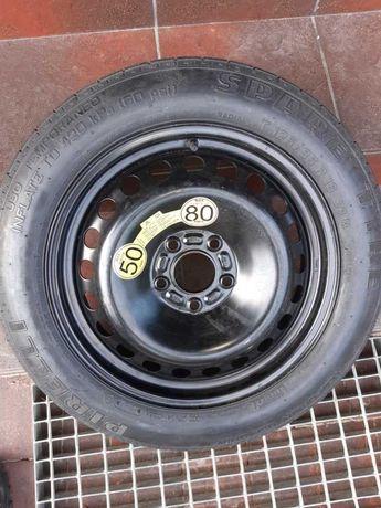 """Sprzedam koło dojazdowe 16"""" 5x108 Volvo C30 S40 V40V50 S60"""