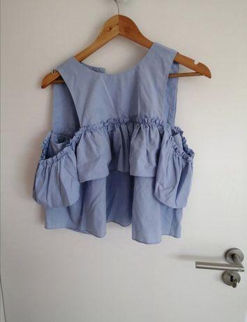 Camisa de manga curta Senhora