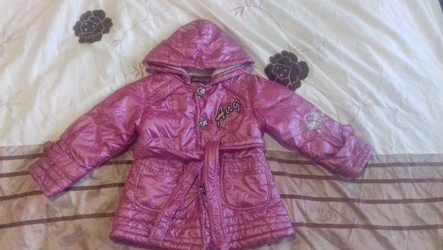 Куртка для девочки еврозима
