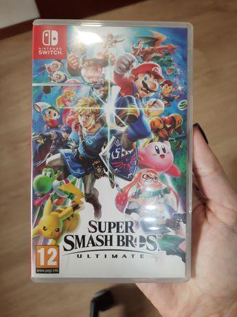Super Mario Smash Bros Ultimate - Nintendo Switch