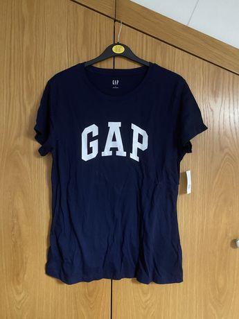T-shirt GAP L com etiqueta