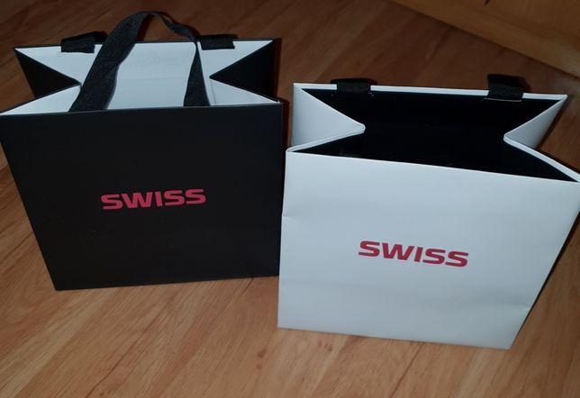 Torebka firmy SWISS