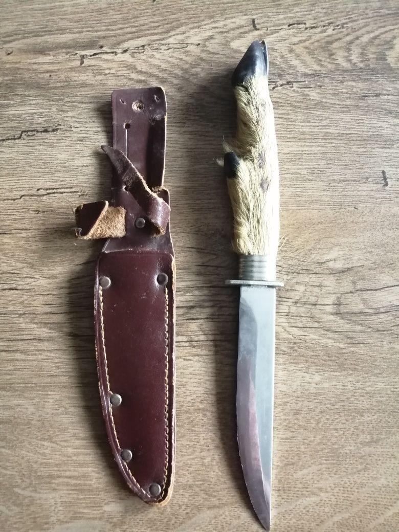 Nóż, finka harcerska