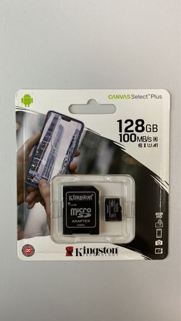 Флешка Micro SD 128G