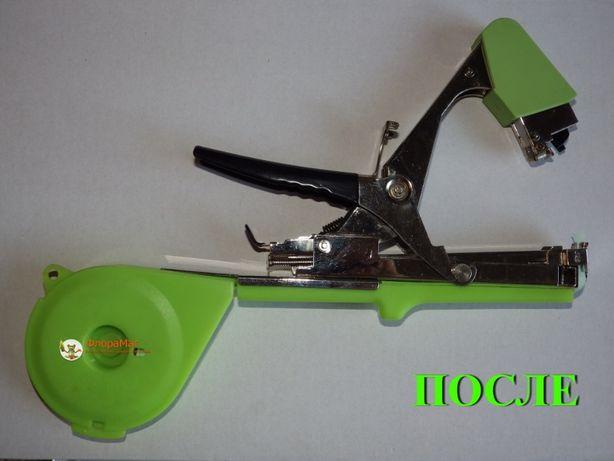 Ремонт степлера для подвязки (степлер для подвязки, тапенер, подвязчик