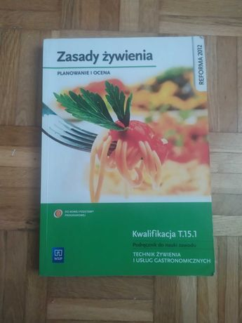 Książka zasady żywienia