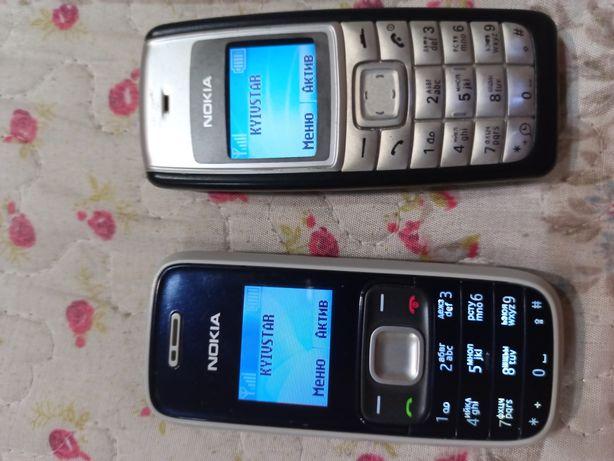 Nokia 1209 Nokia1112 с зарядкой