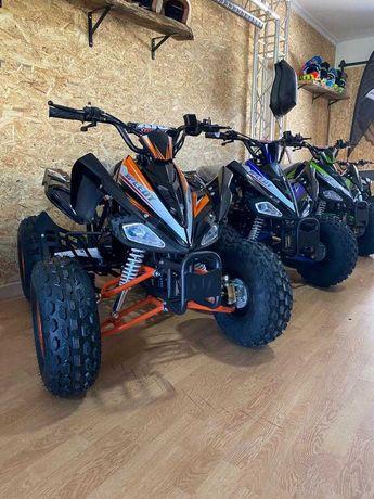 Moto 4 125cc TOX Racing