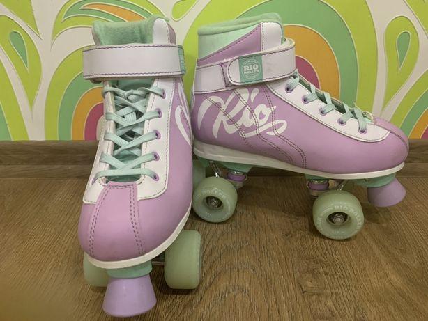 Ролики Rio-roller 38