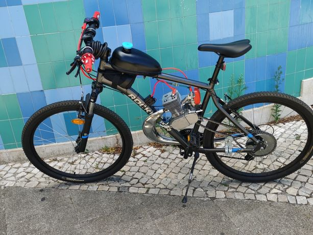 Bicicleta motor 100cc