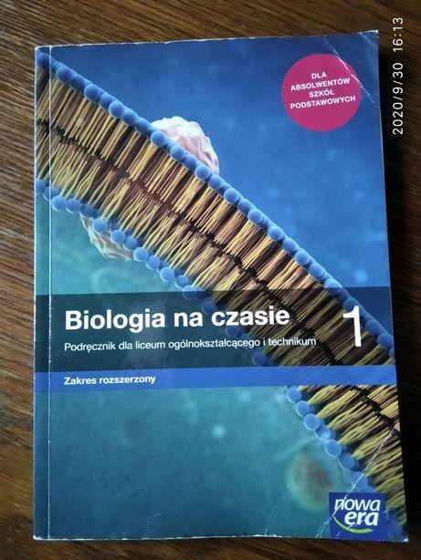 Biologia na czasie 1 zakres rozszerzony