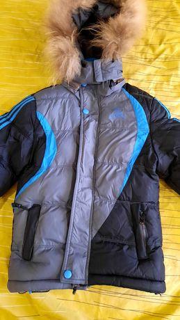 Куртка зима для мальчика .