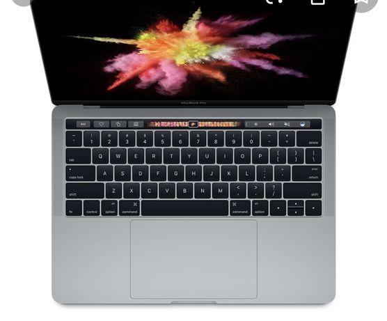 """Vendo MacBook Pro 13"""" com TouchBar e sem riscos bateria 5cicl"""