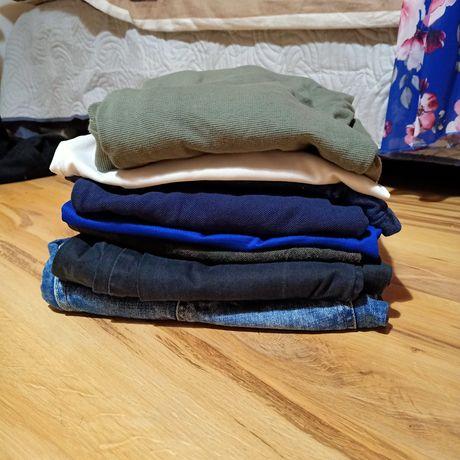 Paczka męskich ubrań M