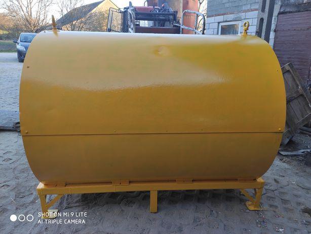 Zbiornik na paliwo beczka 2000 litrów