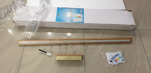 Lampa sufitowa wisząca LED 150cm.