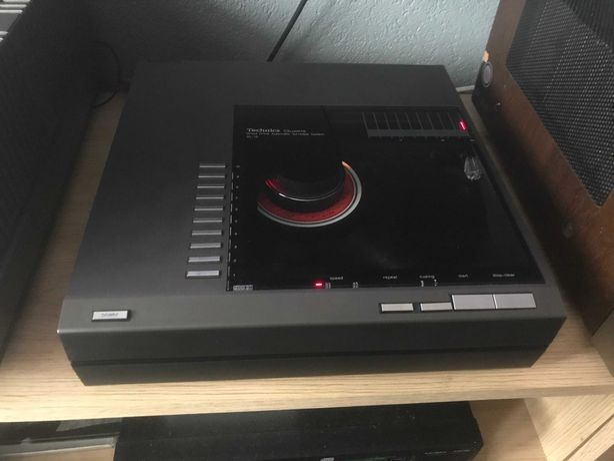 Technics SL-15 - gramofon tangencjalny - zamiana