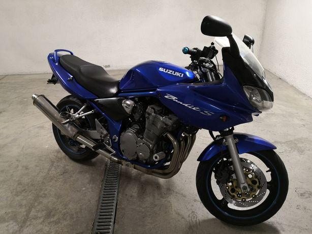 Suzuki bandit 600 GSF600S  2001