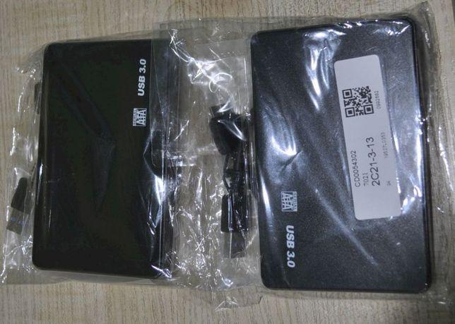 USB 3.0 ! зовнішній хард на 500 гіг НОВИЙ в упаковці!