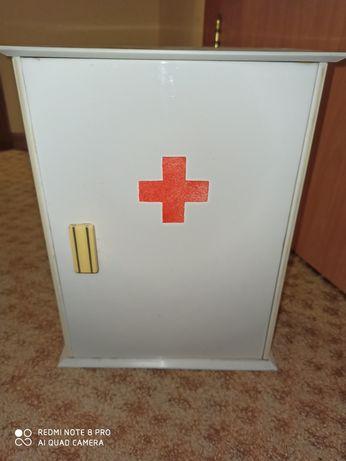 Аптечка настенная/шкафчик для медикаментов/шкаф медицинский/ящик