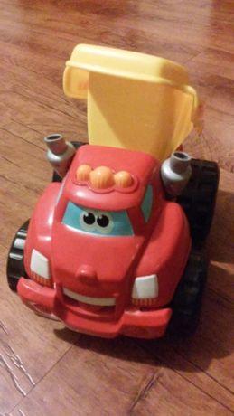 Ciężarówka gadająca jeżdżąca Chuck Tonka