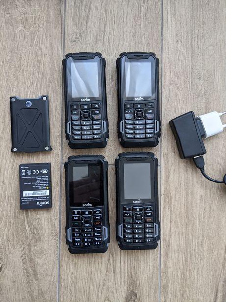 ЛОТ 4шт. Sonim XP5 XP5700 4G Android 4.4 IP69 CAT SIGMA