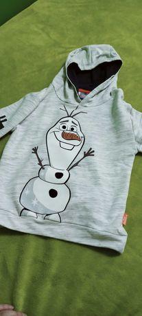 Bluza z kapturem Frozen 2 Olaf Disney rozmiar 128
